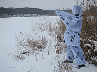 Готовимся к зимней охоте: одежда