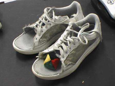 Обувь для футбэга