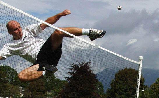 Правила Footbag Net Game