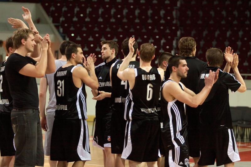 Первый турнир нижегородской баскетбольной лиги пройдет в нашем городе
