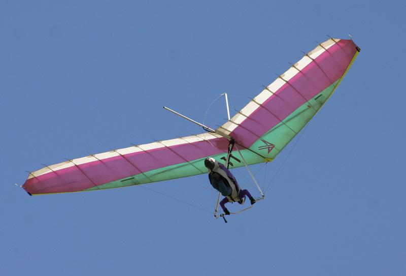 Глайдирующий летательный аппарат