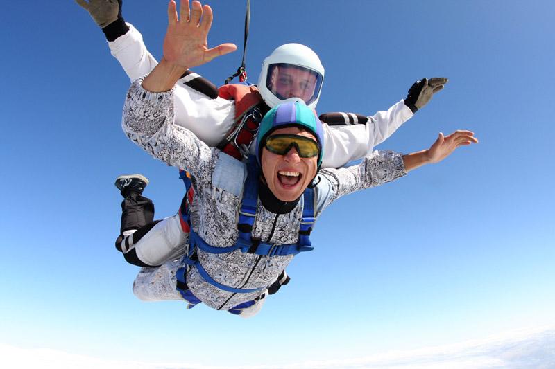 Первый прыжок с парашютом, к чему быть готовым