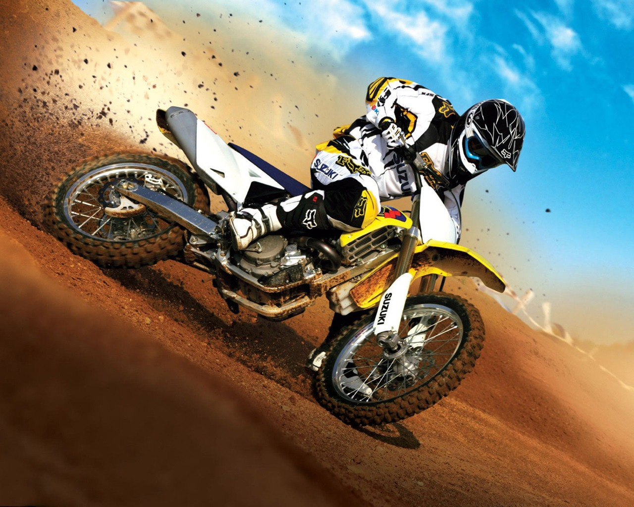 Технологии спорта. Мотоспорт