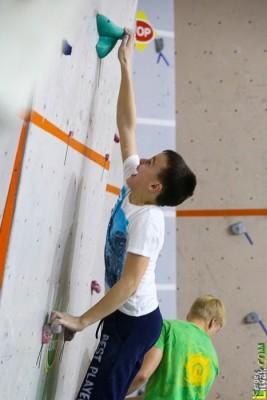 Отчёт о детском фестивале скалолазания «Ладушки»