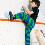 Детский фестиваль скалолазания «Ладушки»
