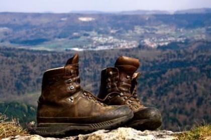 Выбор туристических ботинок