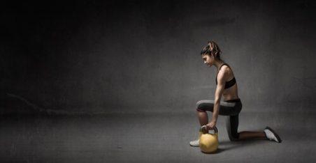 Какие гири выбрать для первых тренировок