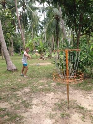 Диск-гольф в Тайланде