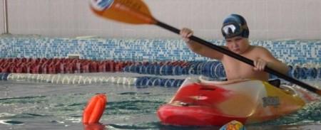 Отчет о проведении детских соревнований по каякингу