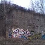 Куб под Молитовским мостом