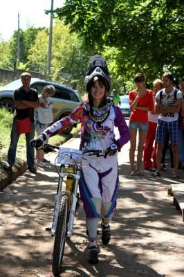 Отчёт о 3 этапе гонок по даунхиллу «Окский DHi»