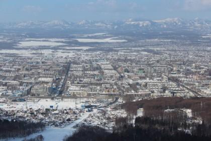г. Южно-Сахалинск, СТК «Горный воздух»