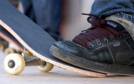 Выбор обуви для скейтбординга