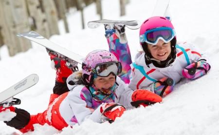Дети и горные лыжи. Советы родителям