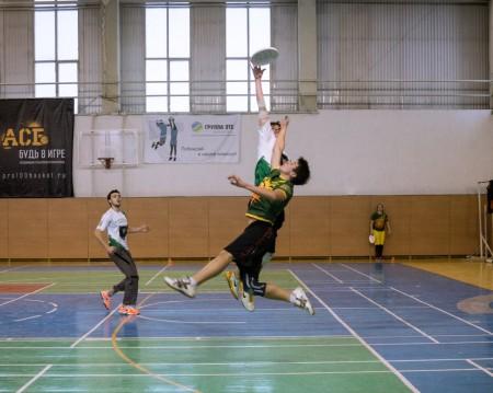 турнир «Летящий SpiNN» 2014
